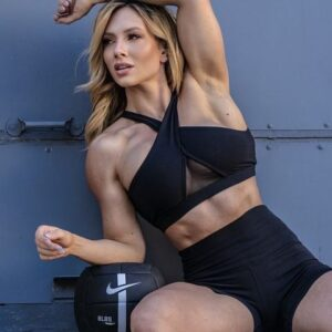 Paige Hathaway fitness